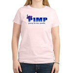 pimp poop in my pants Women's Light T-Shirt