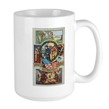 Loyalty Patriotism Service Mug