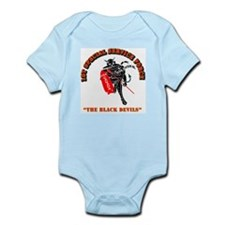 SOF - 1st SSF - Black Devils Infant Bodysuit