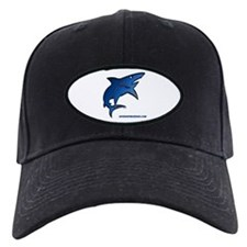 Blue Mako Shark Baseball Hat
