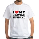 I Love My Jewish Husband Shirt
