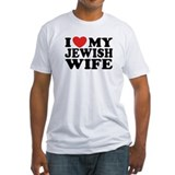 I Love My Jewish Wife Shirt
