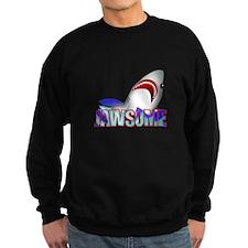 Jawsome Red Sweatshirt