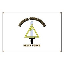SOF - Delta Force Banner