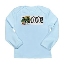McDade Celtic Dragon Long Sleeve Infant T-Shirt