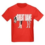 Great Dane Kids Dark T-Shirt