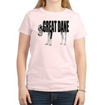Great Dane Women's Light T-Shirt
