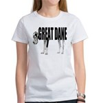Great Dane Women's T-Shirt