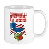 Revolutionary War Ancestor Mug