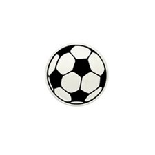 Soccer Football Icon Mini Button