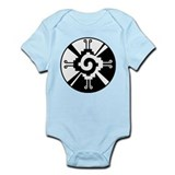 Galactic Butterfly - Hunab Ku Infant Bodysuit