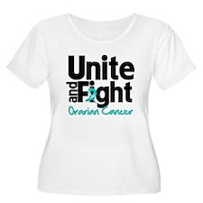 Unite Fight Ovarian Cancer T-Shirt