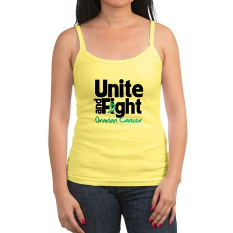 Unite Fight Ovarian Cancer Jr. Spaghetti Tank