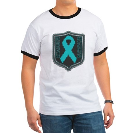 Ovarian Cancer Survivor Ringer T
