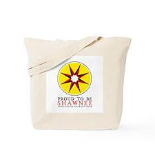 Shawnee Star #04 Tote Bag