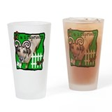 I'm a Capricorn Pint Glass