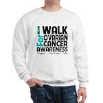Walk Ovarian Cancer Sweatshirt