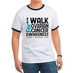Walk Ovarian Cancer Ringer T
