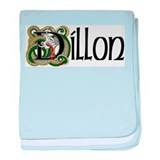 Dillon Celtic Dragon baby blanket