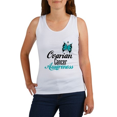 Ovarian Cancer Awareness Women's Tank Top