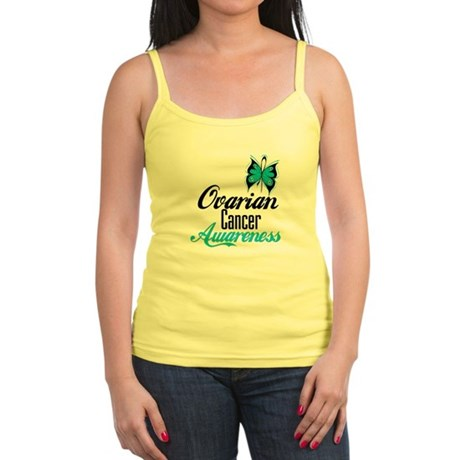 Ovarian Cancer Awareness Jr. Spaghetti Tank