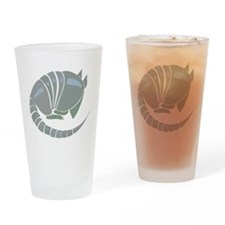 Armadillo Pint Glass