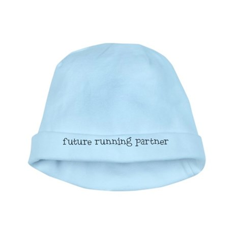 future running partner baby hat