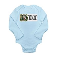 Donovan Celtic Dragon Long Sleeve Infant Bodysuit
