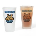 Palin Pie (Moose Berry Pie) Pint Glass