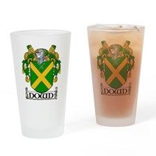Dowd Coat of Arms Pint Glass