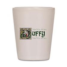 Duffy Celtic Dragon Shot Glass