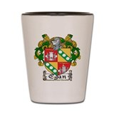 Egan Coat of Arms Shot Glass