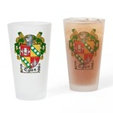 Egan Coat of Arms Pint Glass