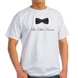The Other Groom Bow Tie  T-Shirt