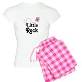 Pretty Little Rock Arkansas pajamas
