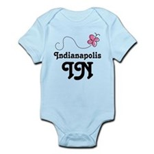 Pretty Indianapolis IN Infant Bodysuit
