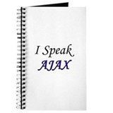 """I Speak AJAX"" Journal"