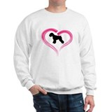 Heart My Schnauzer Natural Ea Sweatshirt