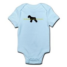 My Siblings are Schnauzers Infant Bodysuit