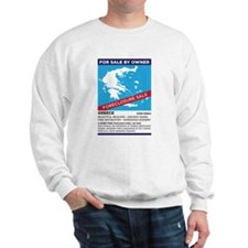 Greece For Sale Sweatshirt
