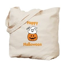 [Your text] Cute Halloween Tote Bag