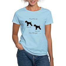 2 Schnauzers T-Shirt