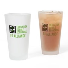 E3 Alliance Pint Glass