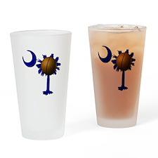 South Carolina Basketball Pint Glass