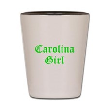 Cute Nc state Shot Glass