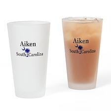 Aiken South Carolina Pint Glass
