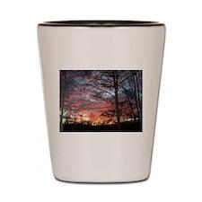 Sunrise Shot Glass