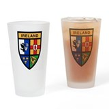 Ireland Pint Glass