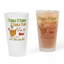 Tequila 66th Pint Glass
