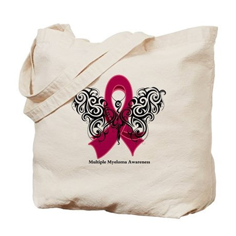 Multiple Myeloma Tribal Tote Bag